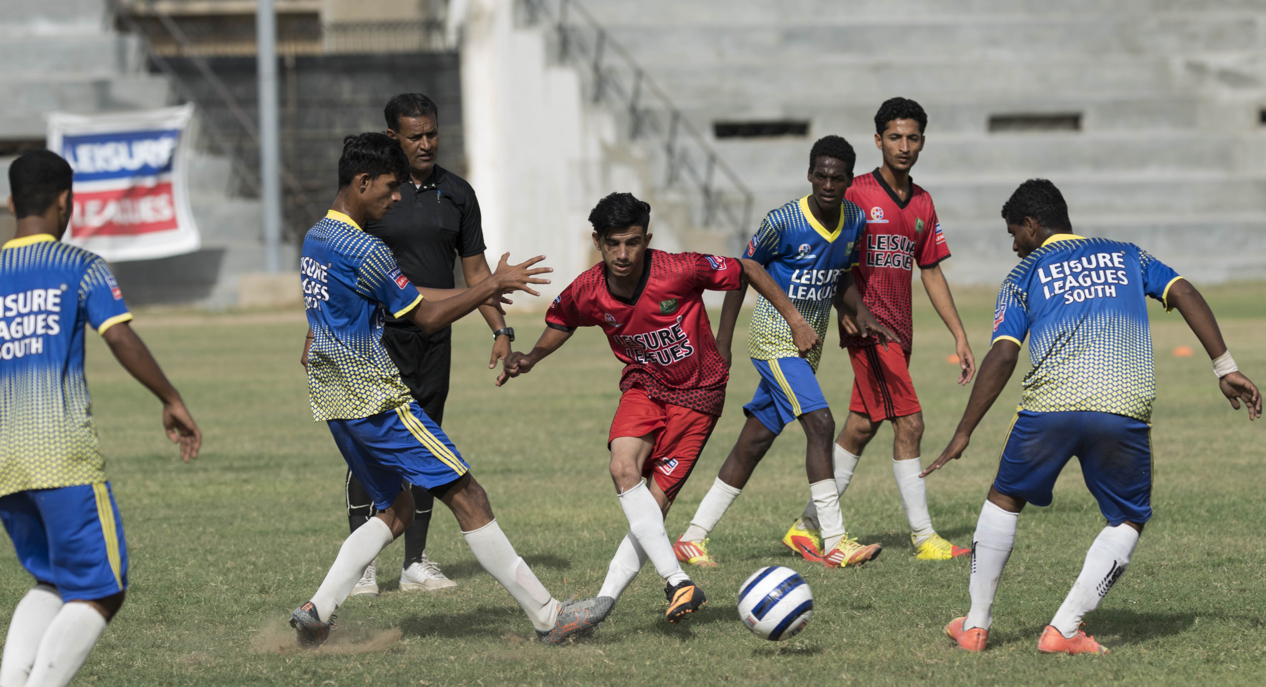 Khyber Muslim clinches Leisure Leagues Karachi Youth Initiative Football Championship title