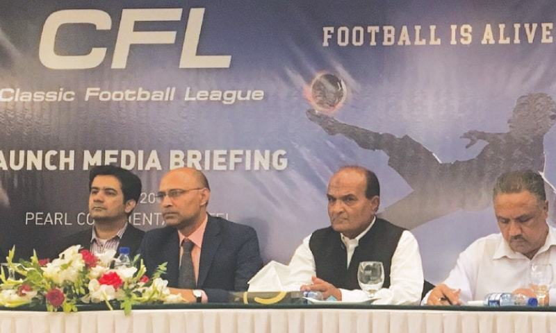 PFF vows to back corporate sector's football initiatives [The News]