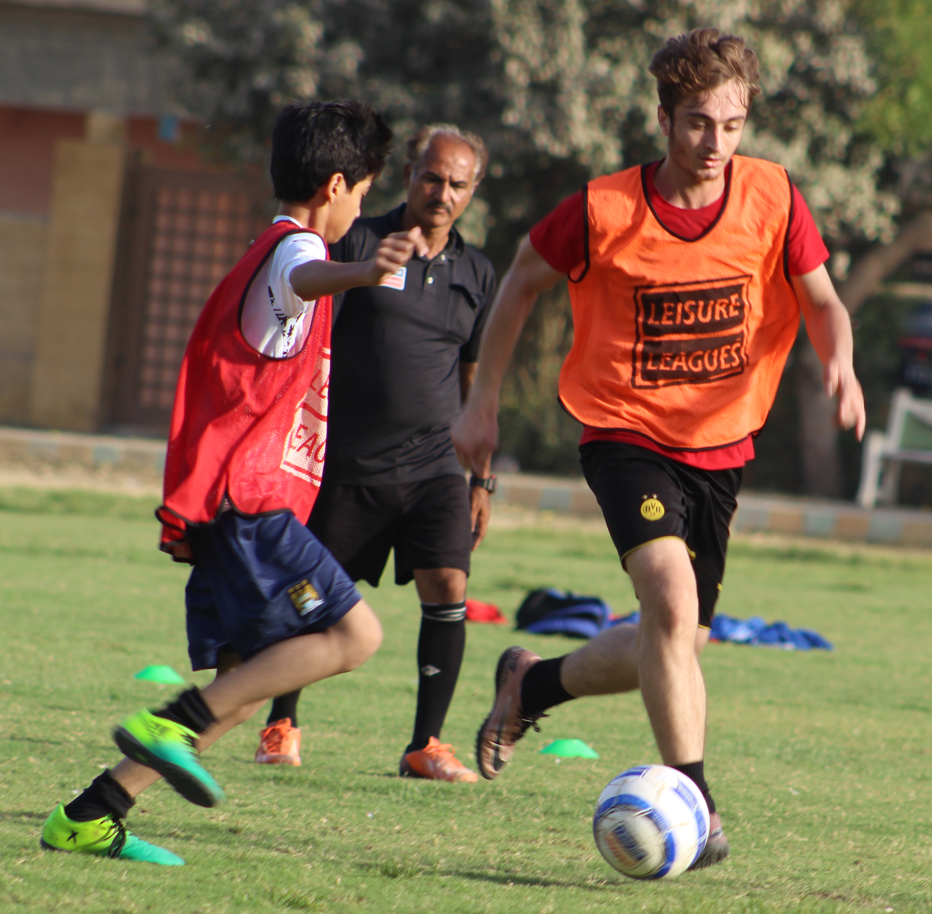 FC Evolution thrashes Sir Syed FC by 2-0 in  Leisure Leagues Season III