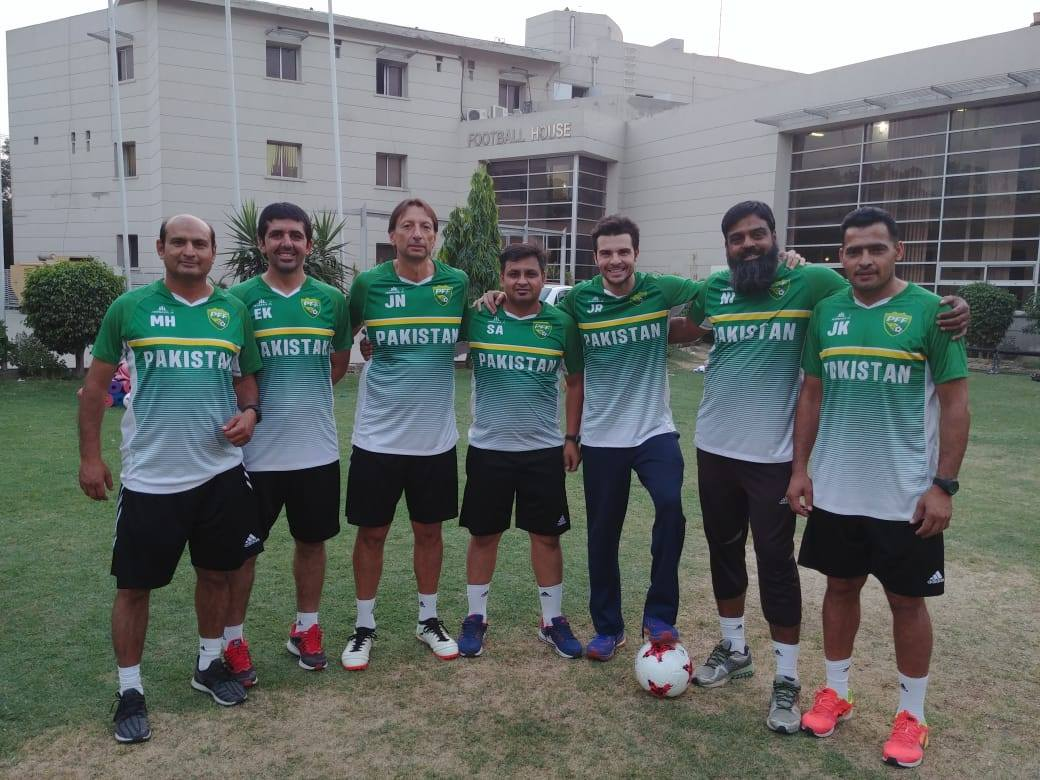 Shehzad hopes team will gain rhythm before SAFF Cup [The News]