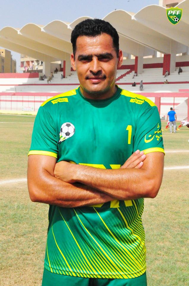 Jaffar desires to improve Pakistan's goalkeeping [The News]