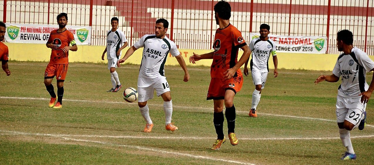 Abdullah hits brace to push PPL into Challenge Cup semis [The News]