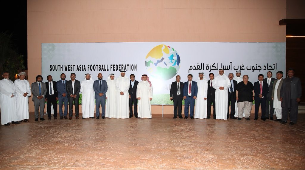 Meeting to discuss South West Asian Football body on May 31 [The News]