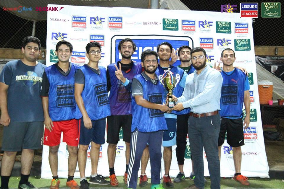 FC Karachi becomes Leisure Leagues Premier League Champions