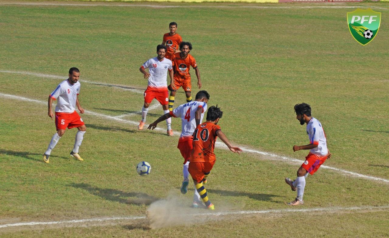 WAPDA reach National Challenge Cup final [The News]