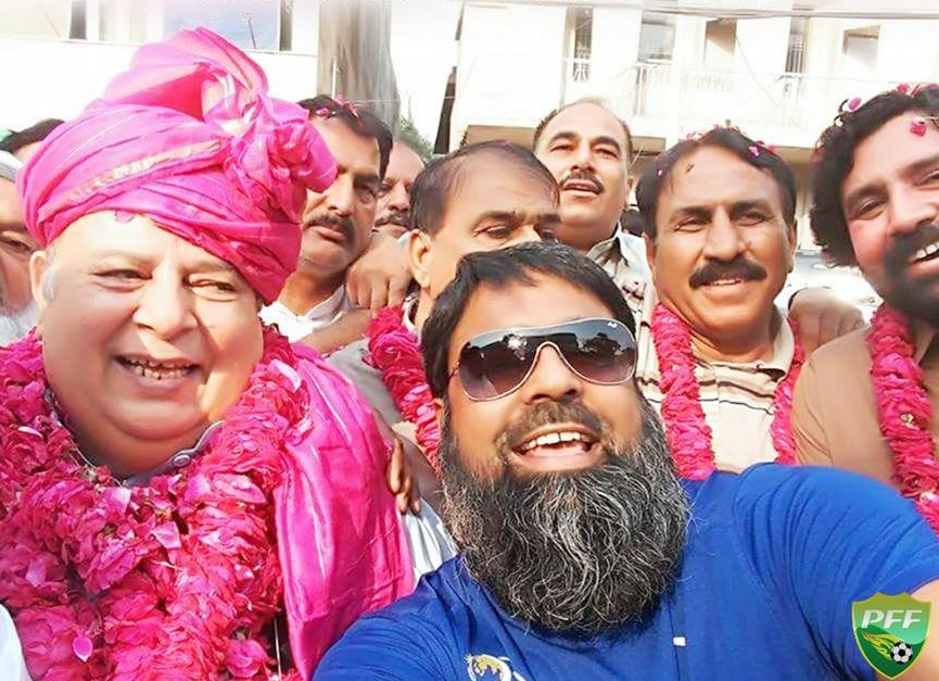 Sardar Naveed elected PFA president [Dawn/The News]