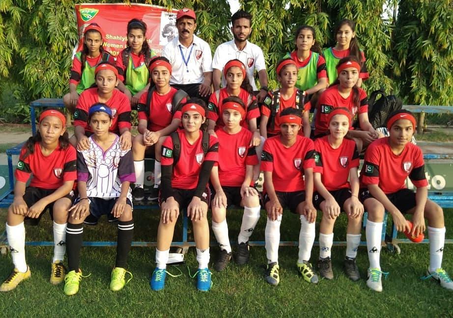 Diya FC thrash Young Rising Stars 9-0 in Shahlyla U16s [The Nation]