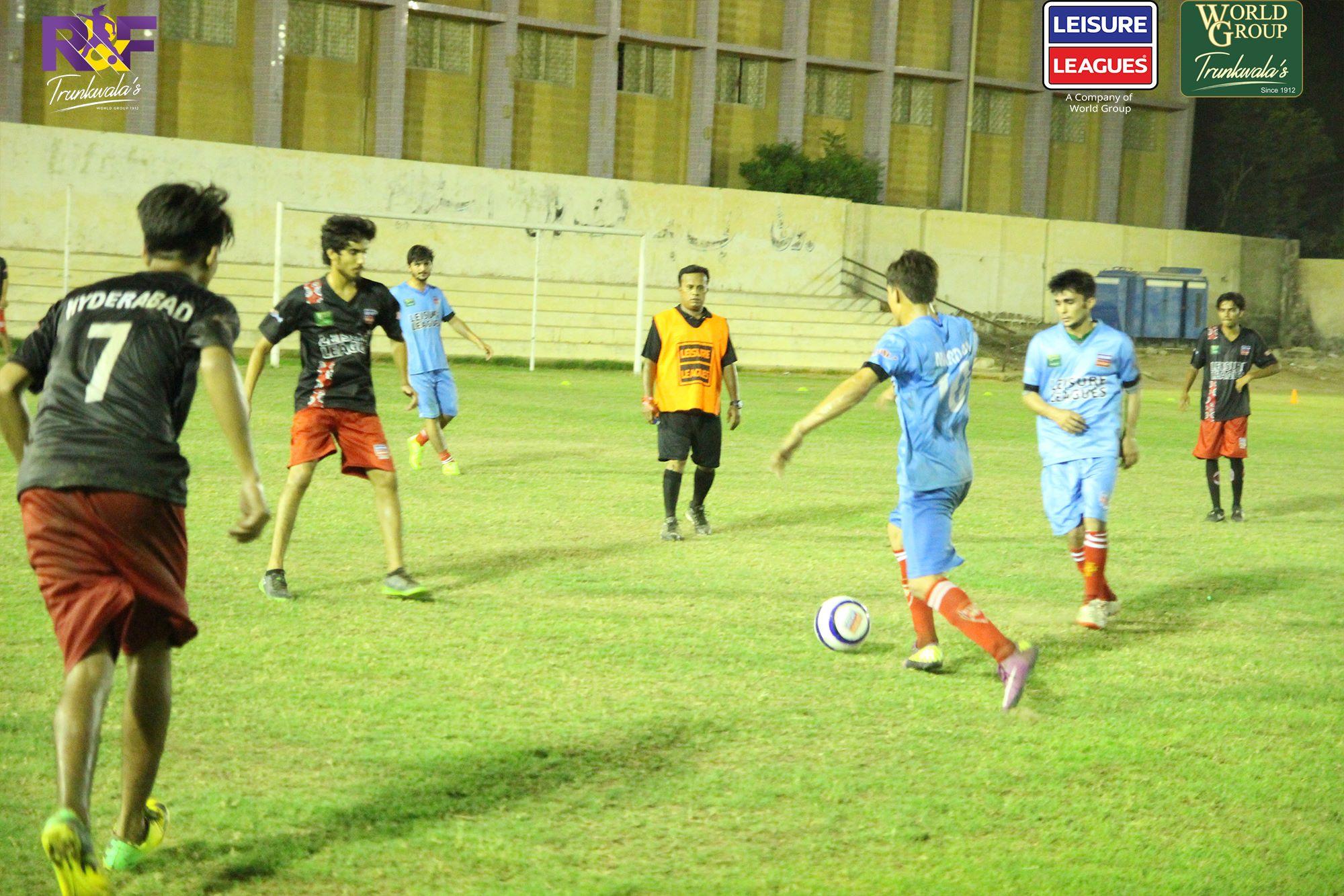 Peshawar, Karachi, Lahore, Quetta teams reach Leisure Leagues National semis [The News]