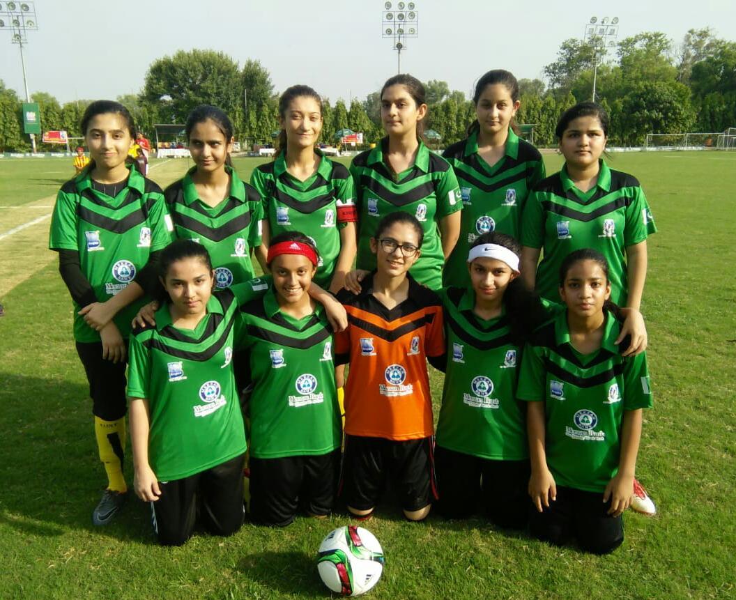 MTFA, Punjab win in Shahlyla U16 Championship [The Nation]