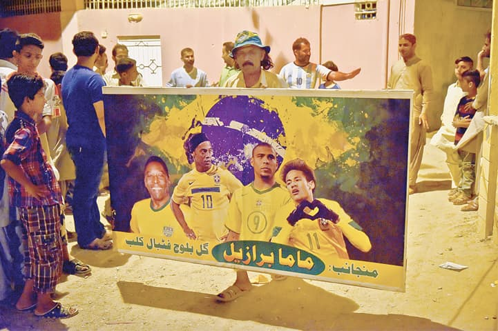 Footprints: 'Mama Brazil' of Malir [Dawn]
