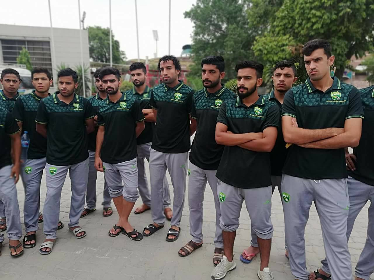 Pak football team to tour Bahrain from July 15 [The News]