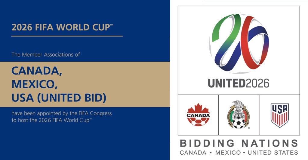 PFF goes for winning United bid in 2026 World Cup hosting vote [Dawn]