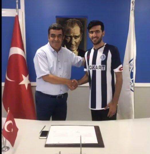 Kaleemullah signs with Turkish Club Izmirspor [Geo]