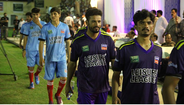 Lahore's ICAW wins Leisure Leagues Championship, air ticket to Portugal [Geo]
