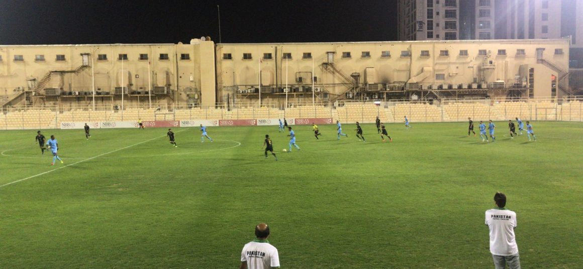 Pakistan beats Bahrain's Al Riffa in practice match ahead of Asian Games [Geo]