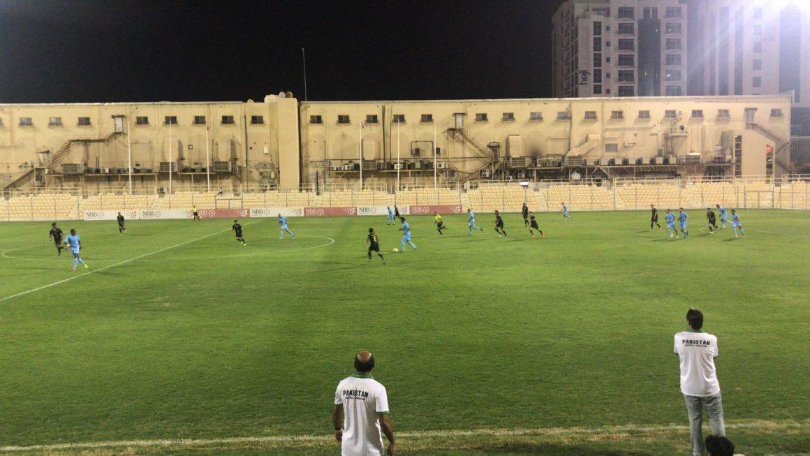 Pakistan beats Bahrain's Al Riffa in practice match ahead of Asian Games [Geo]