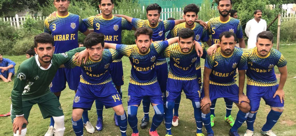 Akbar Club beat Bolan Club in I-Day Football [The Nation]