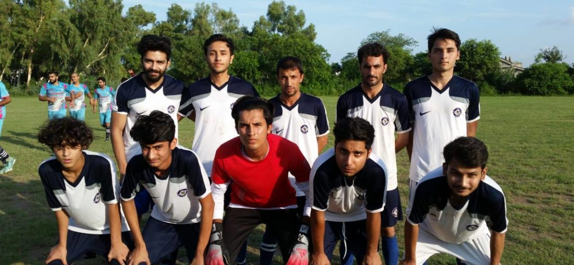 G8 United FC beat Gilgit/Baltistan 2-0 [The Nation]