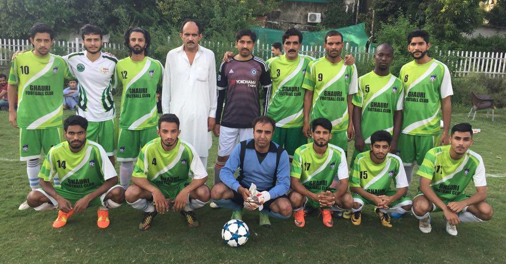 G-8 United, Ghauri Club score wins [The Nation]