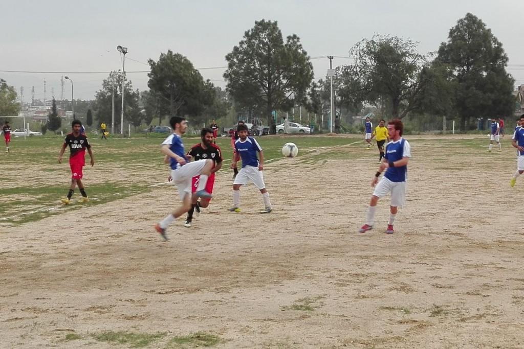 Jashan-i-Azadi Football begins today [The Nation]