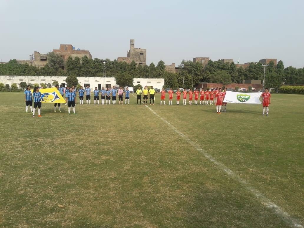 MTWFC thump GBFA to reach U-19 Football final [The Nation]