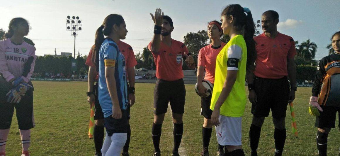 GB, MTWFC enter National Women U-19 semis [The Nation]
