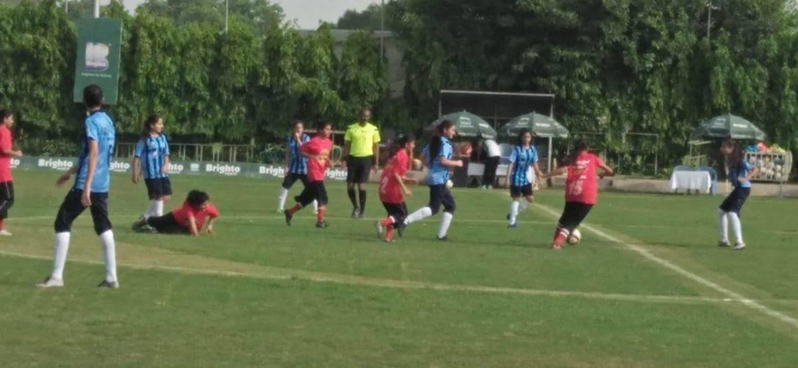 Sindh crush Karachi Women FC in U-19 football [The News]