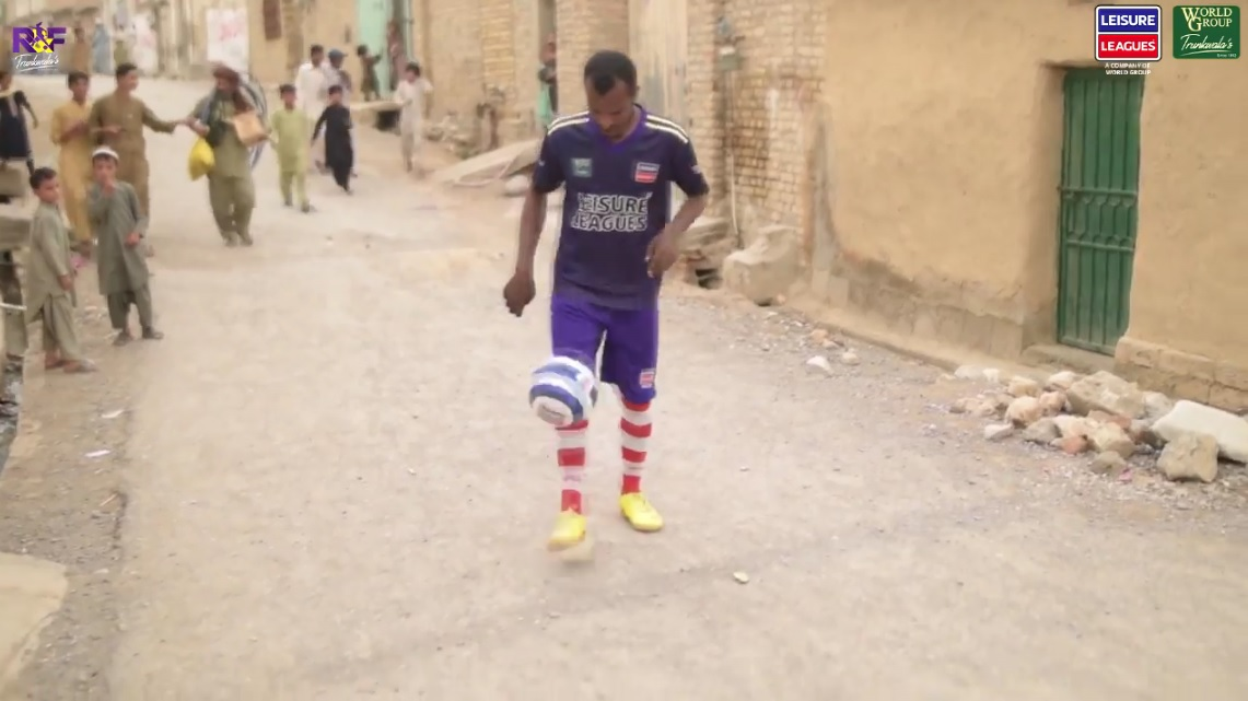 From mining in Machh to playing football in Lisbon [Express Tribune]