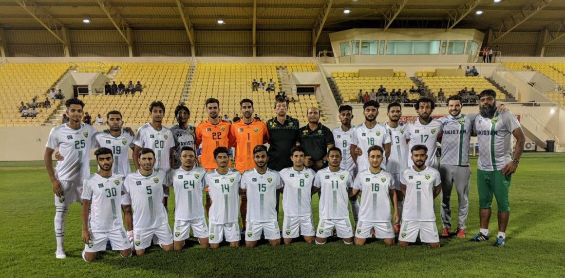 Pak football team off to Jakarta for Asian Games [The Nation]