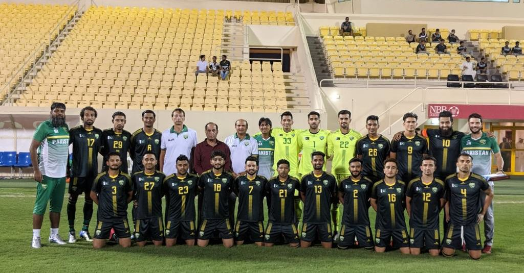 Football team camp for SAFF Cup in full swing [The Nation]