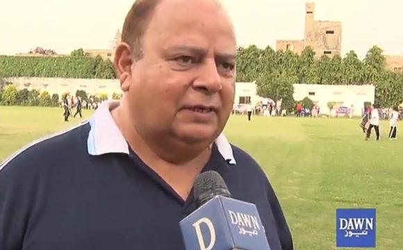 Naveed resigns as PFF vice-president over differences [The News]