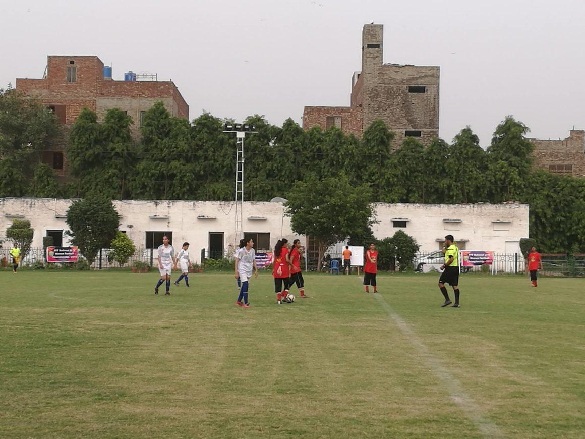 Sindh thrash Karachi Kickers in U-19 Women Football [The News]