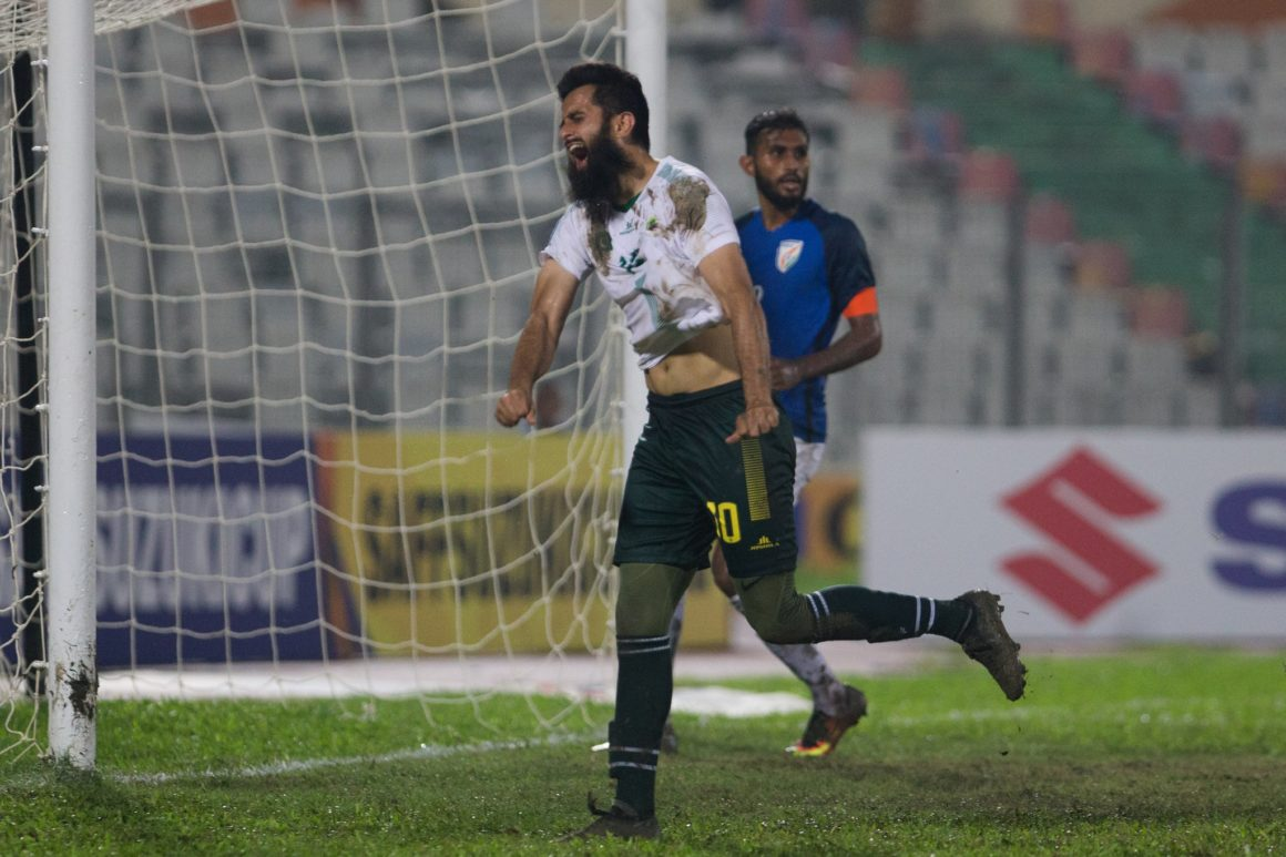 Losing to India is a major disaster in Pakistan – except when it's at football [The i Paper]