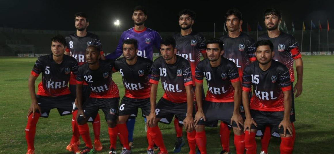 KRL, Afghan FC, Navy register wins in PPFL