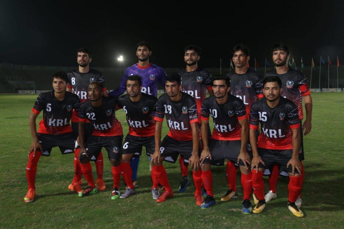 KRL, Afghan FC, Navy register wins in PPFL