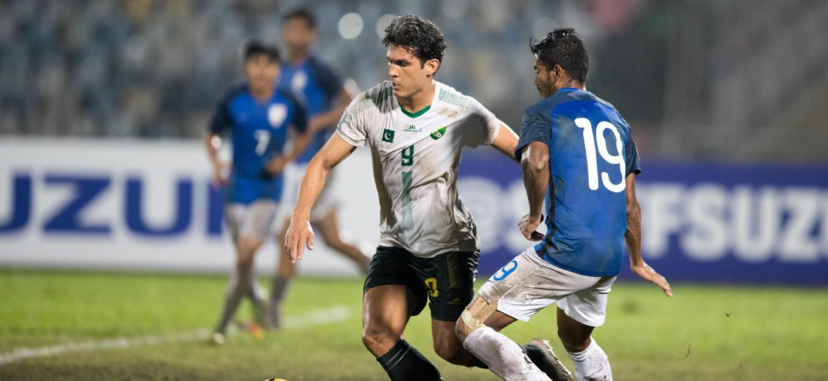 Pakistan football takes baby steps towards redemption [TNS]