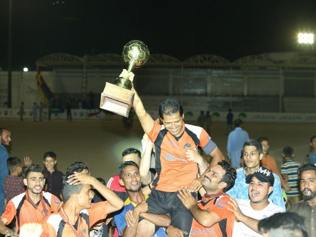Unity Cup busts myth football only exists in Lyari [Express Tribune]