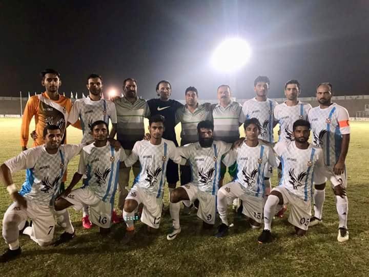 PAF edge WAPDA, KE come from behind to draw Afghan FC