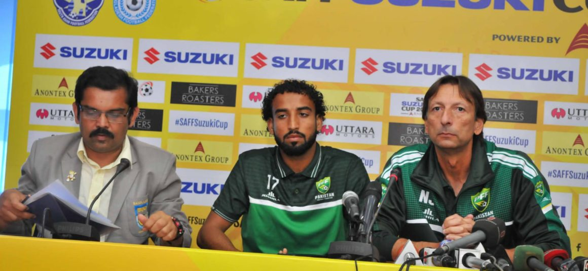 Pakistan returns to SAFF Cup, face Nepal in search of elusive win [PREVIEW]