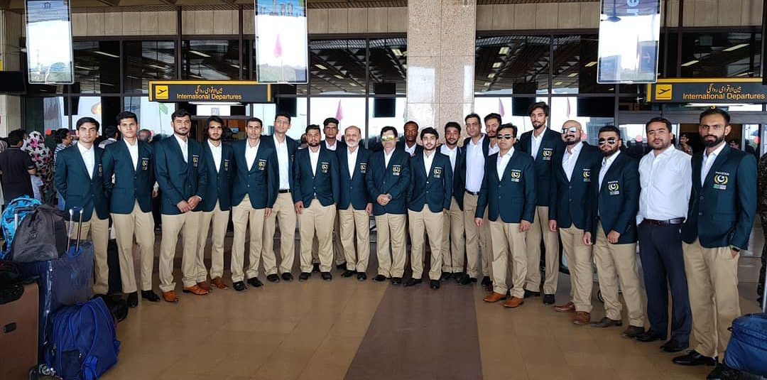 Pakistan team to leave for Socca World Cup tomorrow [The News]