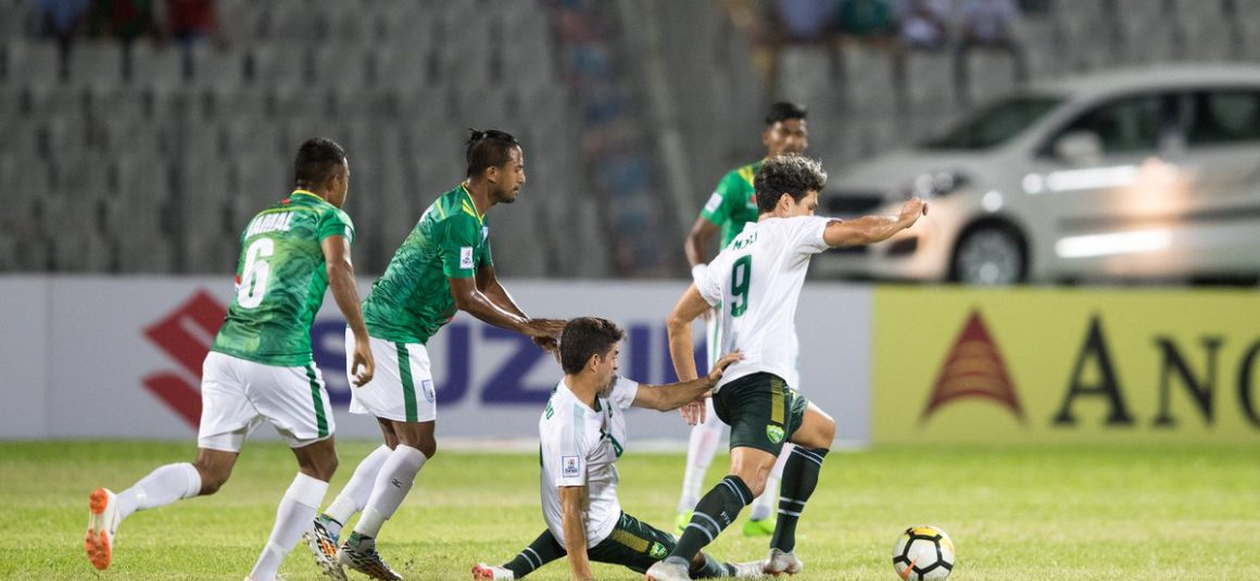 Pakistan fall to BD in SAFF Cup [Dawn]