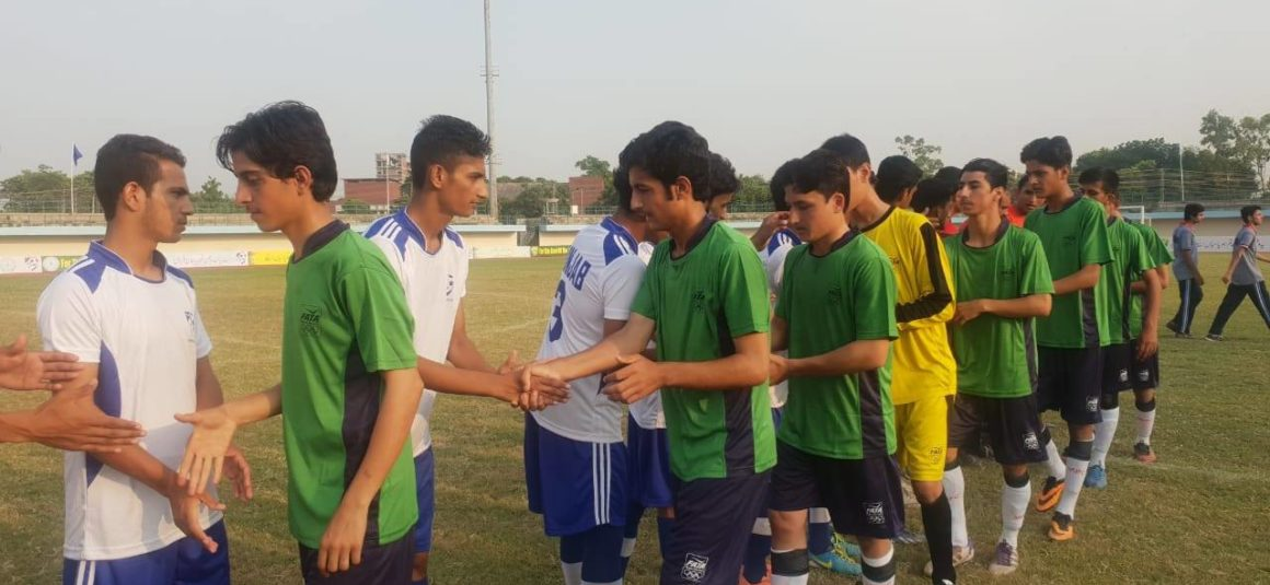 Punjab, Fata play 1-1 draw [Dawn]