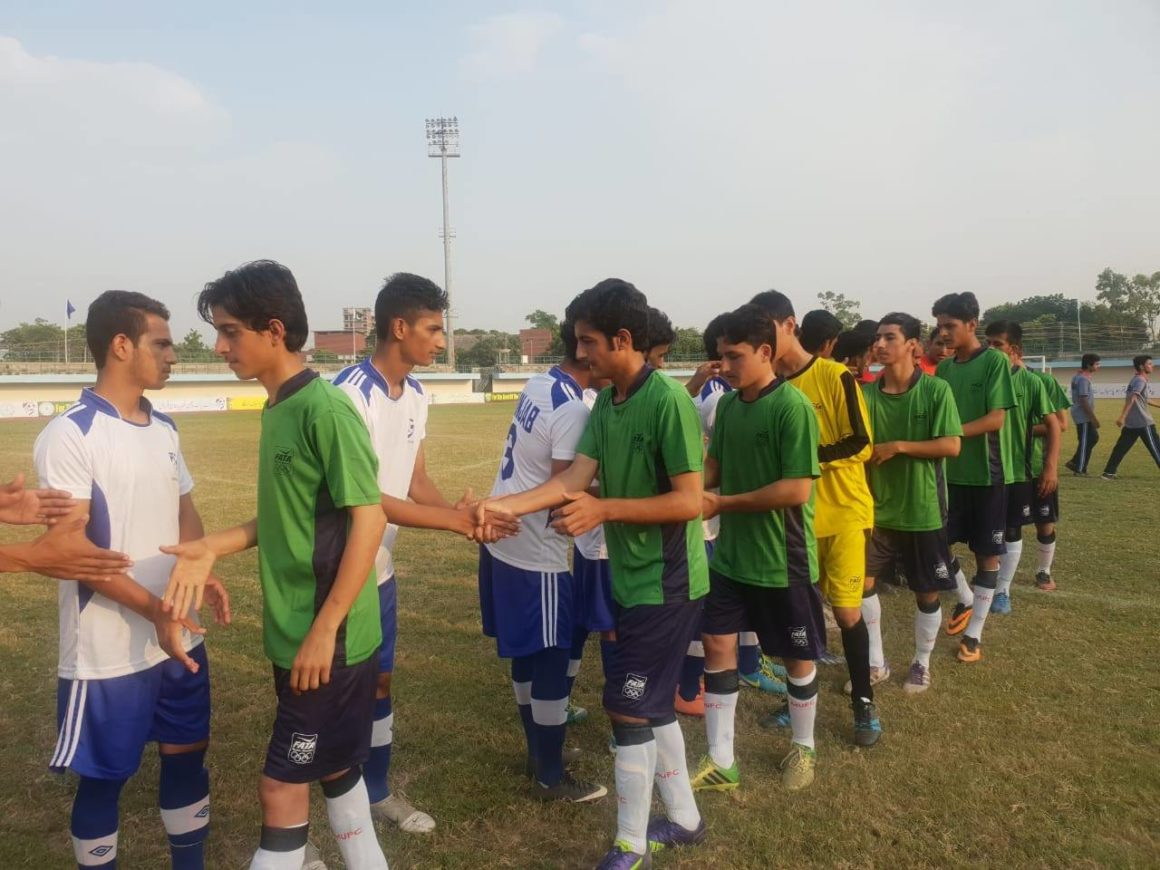 Punjab, Fata play 1-1 draw [Dawn]