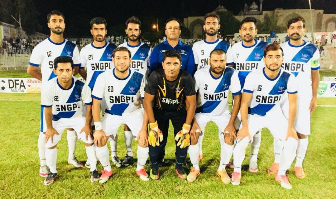 SSGC draw blank, SNGPL win in PPFL