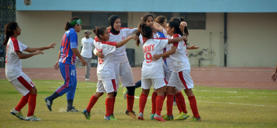 National Women's Football C'ship final round from January 1 [The News]