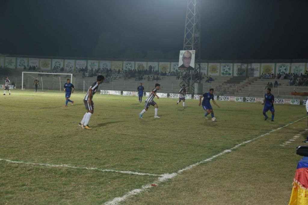 WAPDA face SSGC, Army take on PAF in PPFL [The News]
