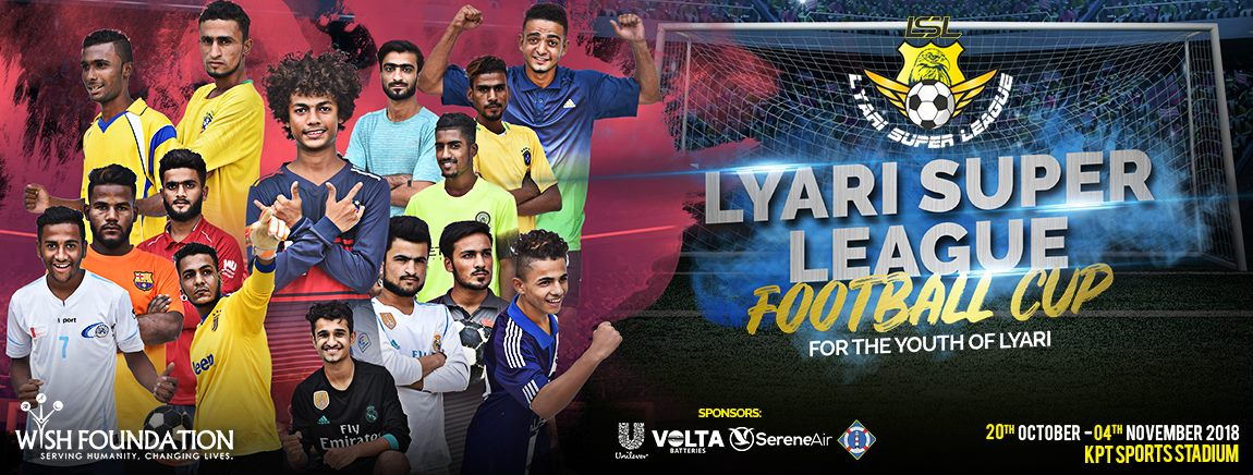 Lyari Super League kicks off amid fanfare [Dawn]