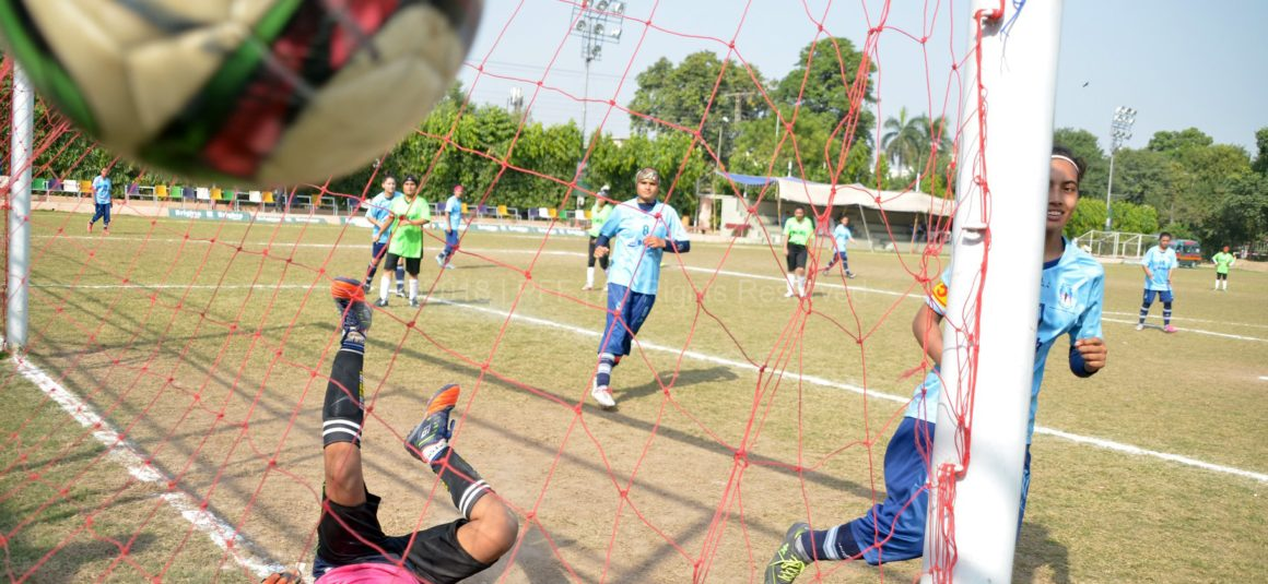 MTFA, Karachi United into National Women Football semis [The News]