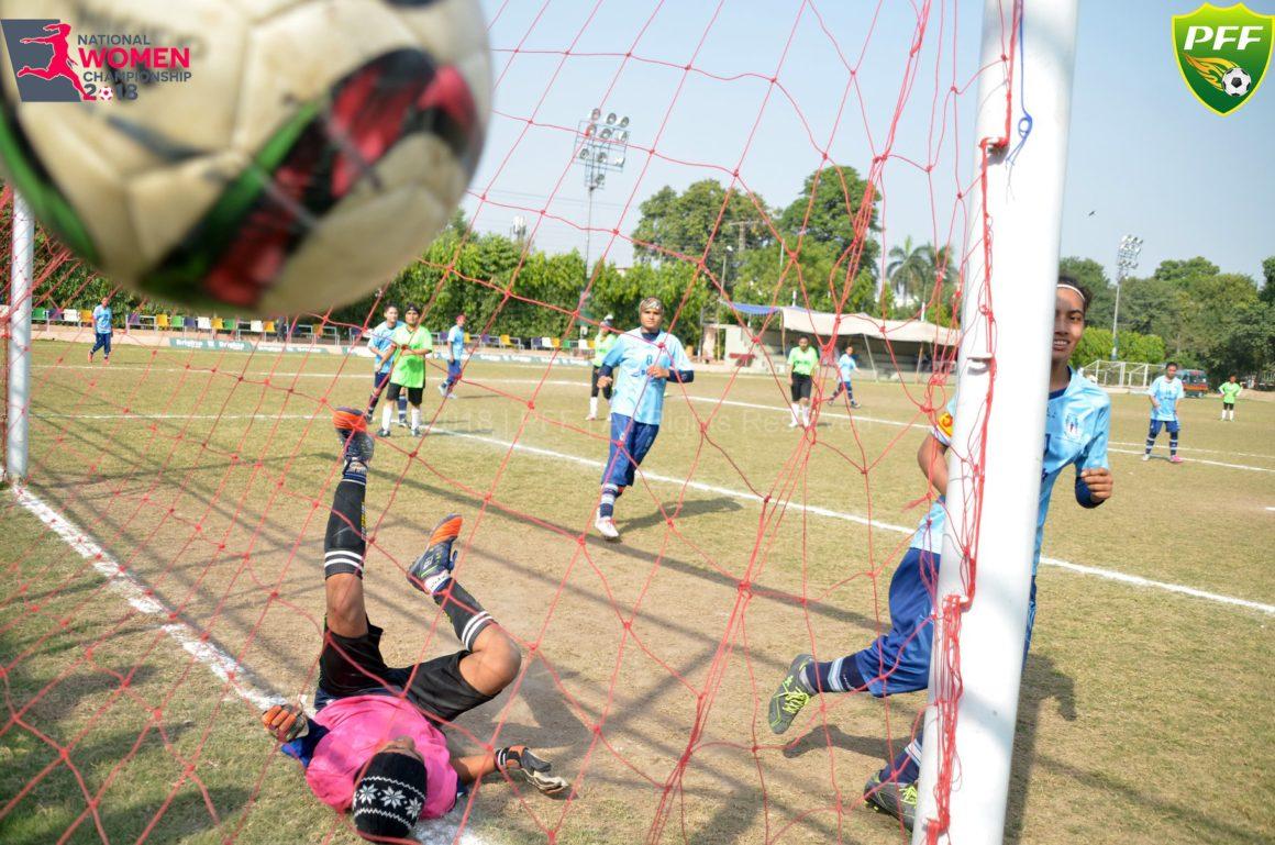 MTFA, Karachi United into National Women Football semis [The News]