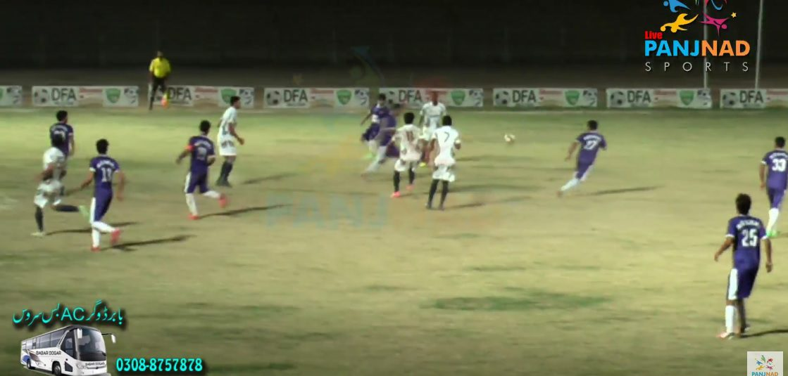 Navy prevail over Baloch FC in PPFL